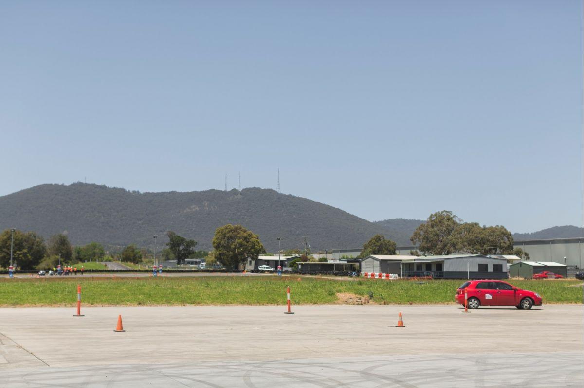 Car Control Area 4
