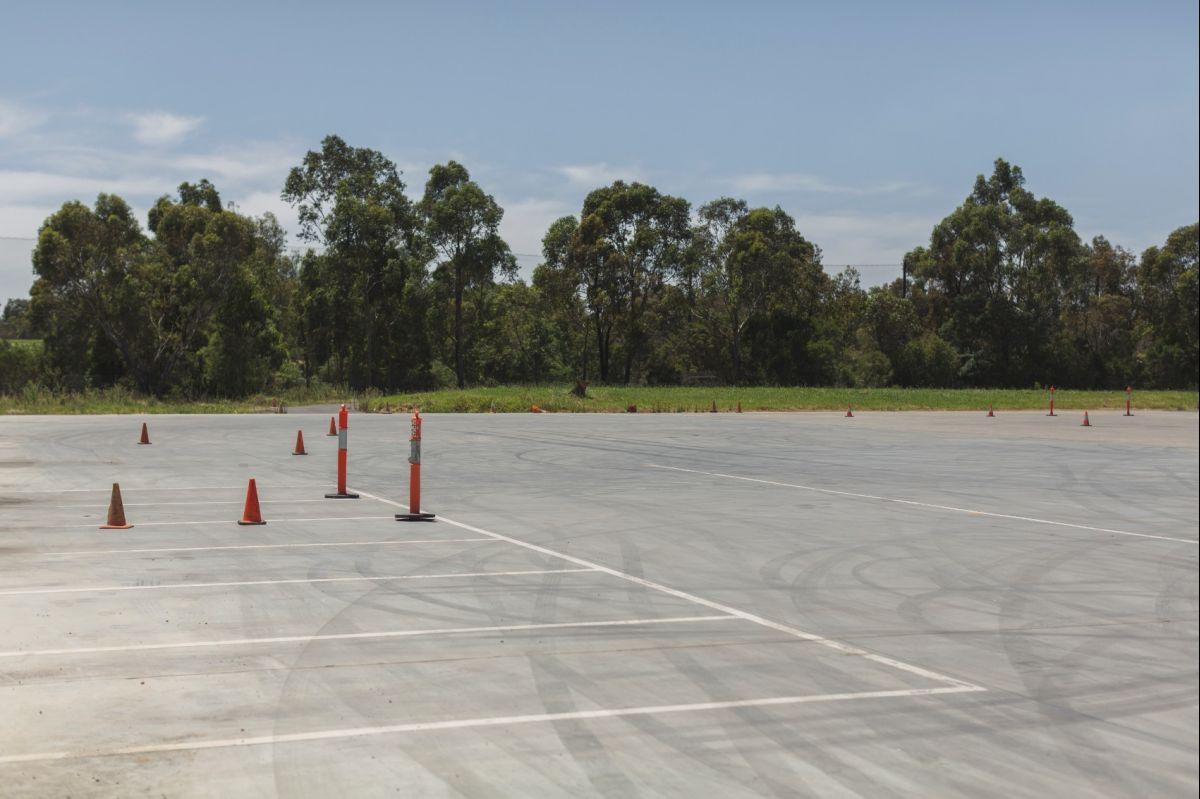 Car Control Area 5